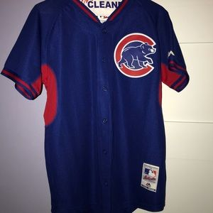 Youth Large Rizzo Cubs Jersey